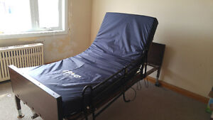 LIKE NEW PATIENT BED