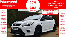 Ford Focus 2.5 20V ( 305ps ) 2008.25MY RS
