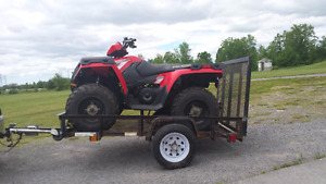 Rent 2 ATVs for a discounted price