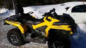 2013 Can Am outlander 650