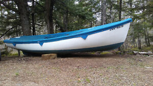 Large 16' Hull for sale