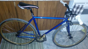 Surly Steam Roller, Single speed not fixed gear
