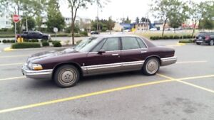 96 Buick Park Avenue Ultra Super Charge 3800