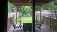 **Newer Cozy TWNH 2bed 2bath fin. Bas. Back to Forest,
