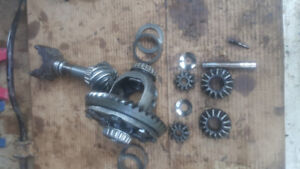 Dana 35 Carrier, Ring, Pinion Gear & Axles