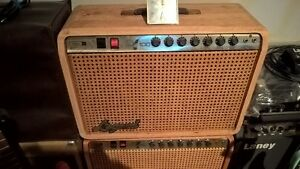 1970's LEGEND 100 WATT COMBO AMP