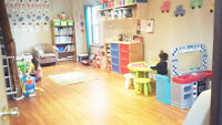 Fun & Educational East York Daycare, spot in August!!