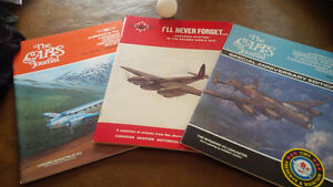 Canadian Aviation History Society Magazines - 3 Magazines