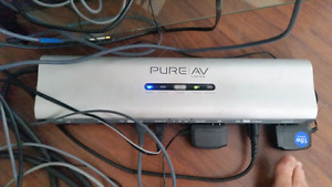 Surge Protector for Home Theater system