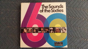 The Sounds of the Sixties Vinyl Box Set