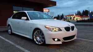2007 Bmw 550i M-sport cold weather Executive Package