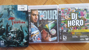 Lots of PS3 games-You offer me price for games.
