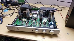 Stereo, Sub Woofer ,Power Amp, Tube Amp ( Vintage ) Repair