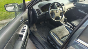 Accord EXL Fully Loaded Leather SunRoof 4cyl 2.4L Remote Starter