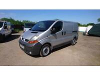 Renault Trafic 1.9TD SL27dCi 100, 124000 miles, New Cambelt & Service