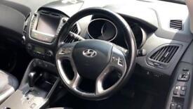 2014 Hyundai IX35 2.0 CRDi SE Nav 5dr Automatic Diesel Estate