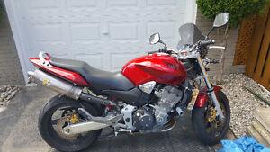 """Honda """"hornet""""cb 919 f"""