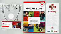 Red Cross Workplace Standard First Aid/ Level C CPR/AED Course