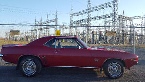 ON SALE THIS WEEK 1969 CHEVY CAMARO SS CLASSIC MUSCLE CAR