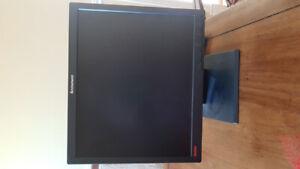"LED computer monitor 14"""