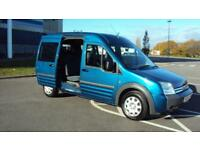 2009 FORD TOURNEO CONNECT T230 LX90 BLUE 8 SEATER DIESEL