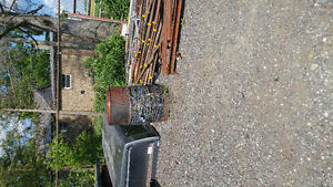 Reduced -Electric wire and posts for sell.  $90.00
