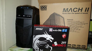 Gaming tower Intel core i5 -4570 Quad core