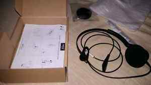 Jabra BIZ 2300 Mono head set.