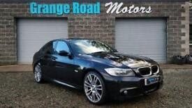 2010 BMW 3 SERIES 2.0 318D M SPORT 4D 141 BHP DIESEL