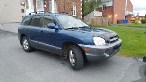 2006 Hyundai Santa Fe VUS