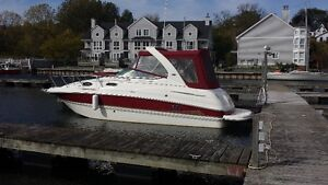 2005 Chaparral 260 Signature well maintained, new enclosure Belleville Belleville Area image 2