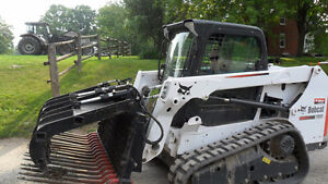 ROLL-OFF AND BOBCAT