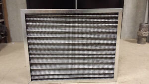 Available now: Panel filter for the CN100 Madvac 4