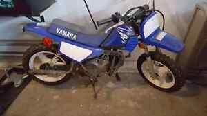 PW50 dirt bike