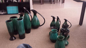 100+ Pieces of Blue Mountain Pottery