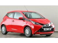 2017 Toyota AYGO 1.0 VVT-i X-Play 5dr Hatchback petrol Manual
