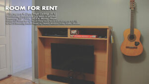 $750 / 100 sq. ft. Room / Inclusive (Junction Triangle)