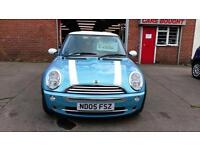 MINI ONE 1.6 ONLY 68000 MILES ALLOYS HEATED SEATS AIR CON £18 WEEK P/LOAN 05