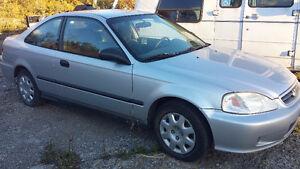2000 Honda Civic Coupe (2 door) needs engine