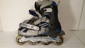 Men firefly size 43 or 9.5 roller blades