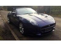 2015 Jaguar F-TYPE 3.0 Supercharged V6 S 2dr Automatic Petrol Convertible