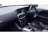 2016 Volvo V40 D4 (190) R DESIGN Nav Plus W. Manual Diesel Hatchback