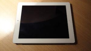 *Unlocked* 3G iPad 2 – White  [  64GB ]  w/ Card Reader & Case