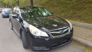 Rare deal - Subaru Legacy 2010, warranty until August 2022