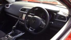 2016 Renault Kadjar 1.5 dCi Dynamique Nav 5dr with Manual Diesel Hatchback
