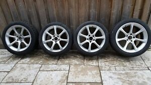 BMW 2009 M3 Winter Tires and Rims