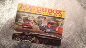 1969 MATCHBOX Lesney Collector's Catalog U.S.A. Edition West Island Greater Montréal image 1