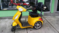 Daymak Rickshaw trade for trade electric wheelchair with tilt
