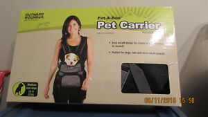 Outward Hound Pet Carrier