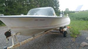 14ft boat!